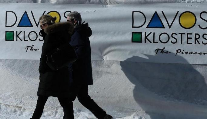 Ekonomi yönetimi tam kadro Davos'a gidiyor