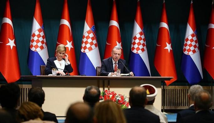 Erdoğan'dan Suriye'deki saldırıya ilk yorum