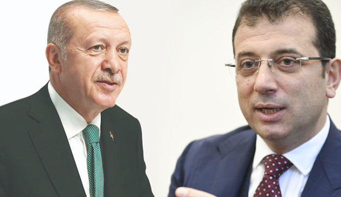Erdoğan CHP İstanbul adayını kabul etti