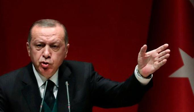 Erdoğan'dan ABD'ye sert tepki: Asla kabul edilemez