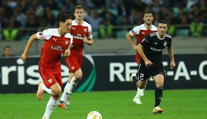 Fenerbahçe'de Mesut Özil sürprizi