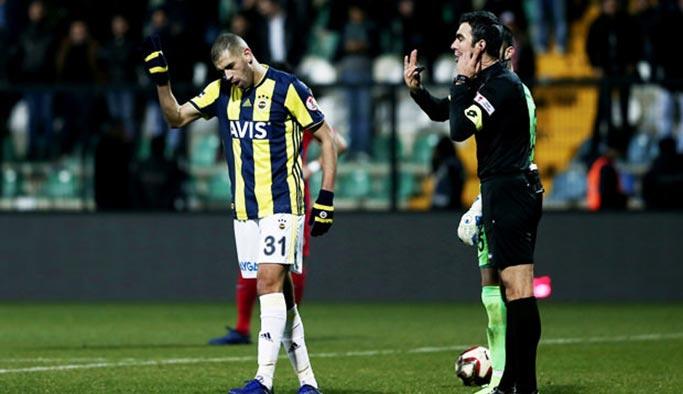 Fenerbahçe kupada da yıkıldı