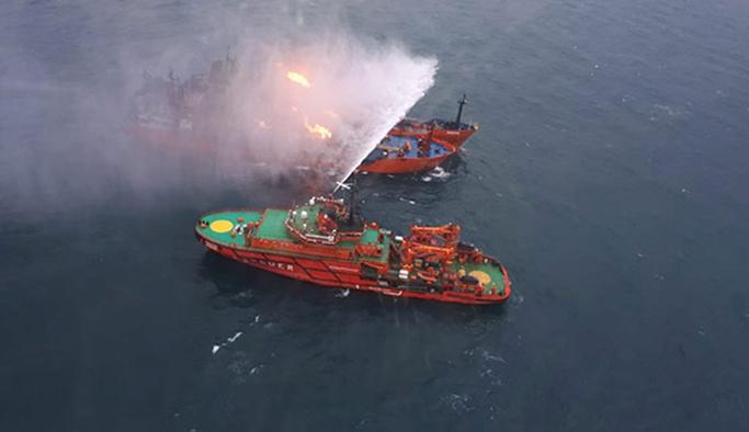 Gemi faciasından kurtarılan Türkler'in isimleri belli oldu