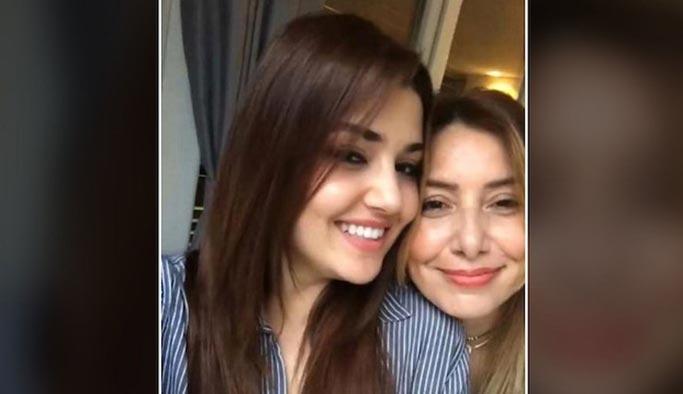 Halka oyuncusu Hande Erçel'in acı günü