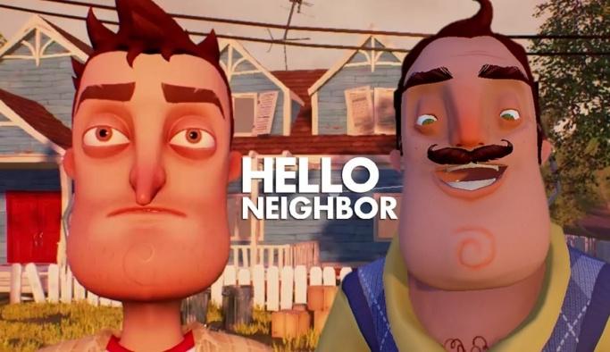 Hello Neighbor Yükle - Çocuk Oyunları