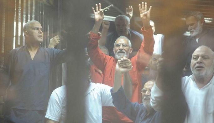 İhvan yöneticileri bir davadan beraat etti