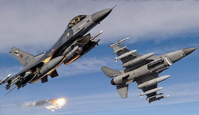 Irak'ın kuzeyine hava harekatı, 7 ölü