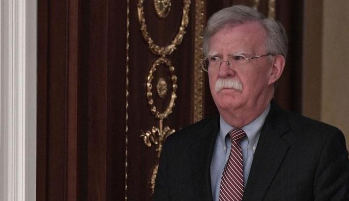 'İsrail dostu Bolton İran'ı bombalamak istiyor'