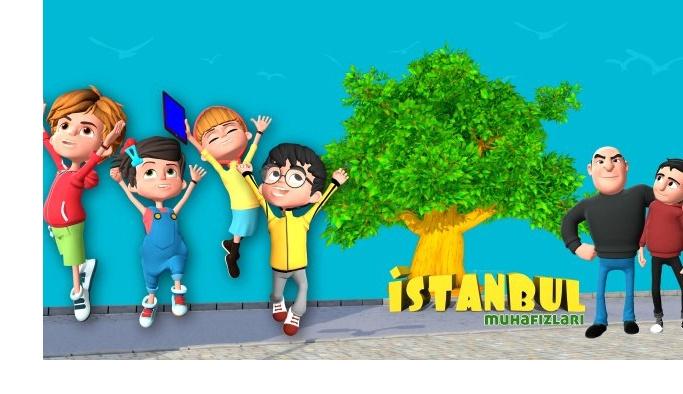 İstanbul Muhafızları İzle - Çizgi Film İzle