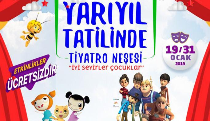 İstanbul Büyükşehir Belediyesi'nden  çocuklara karne hediyesi