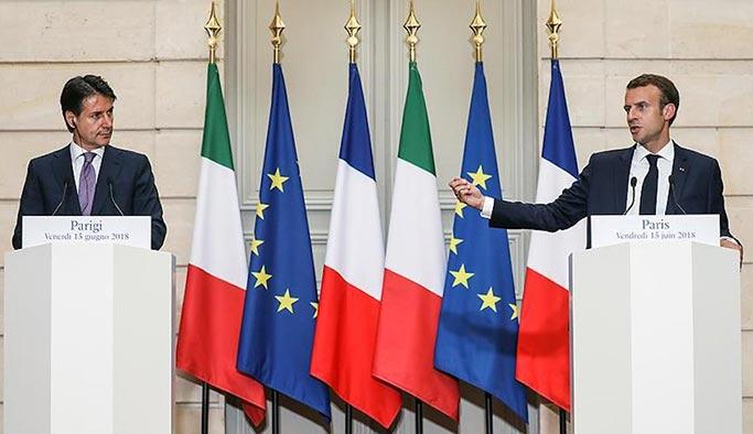 İtalya'dan Fransa'ya sert çıkış: Önce teröristleri iade et