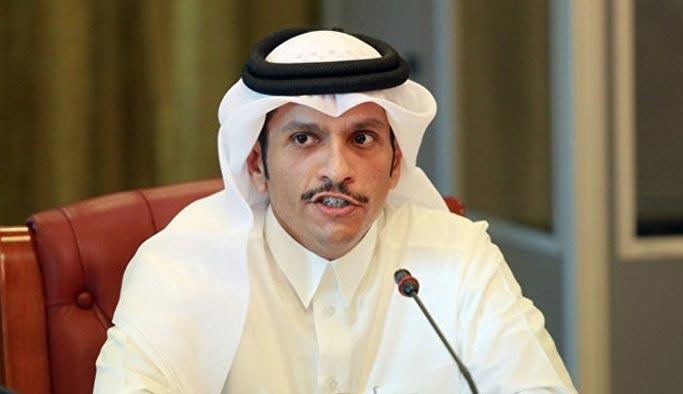 Körfez'deki Esed açılımına Katar'dan itiraz