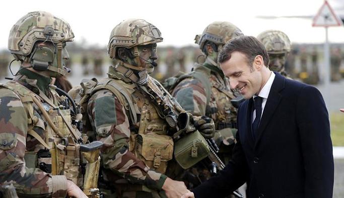 Macron'dan Münbiç yorumu
