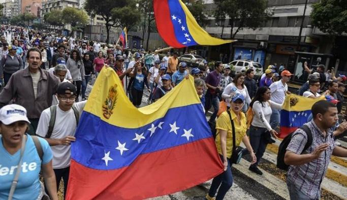 Madde madde Venezuela krizinin sebepleri?