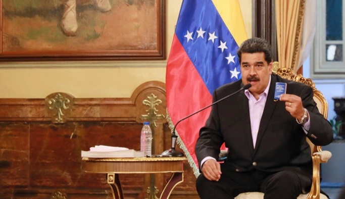 Maduro: Güçlü tedbirler alacağız