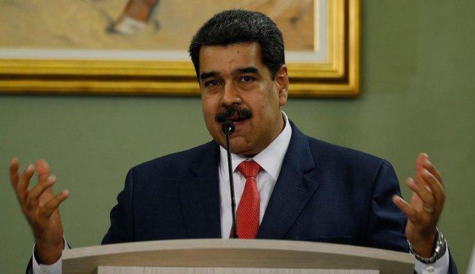 Maduro'ya şu ana kadar desteğini açıklayan ülkeler