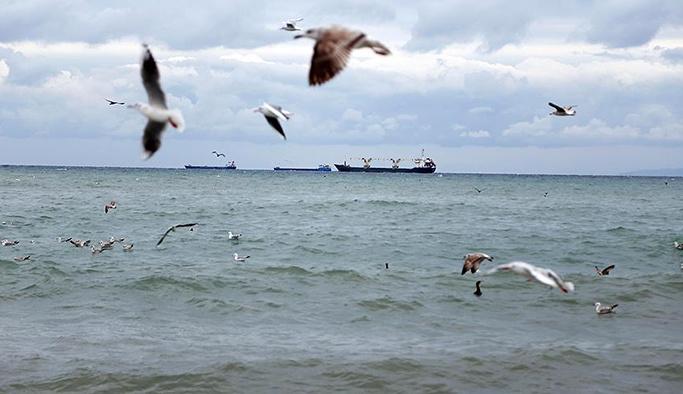 Marmara'da ulaşıma poyraz engeli