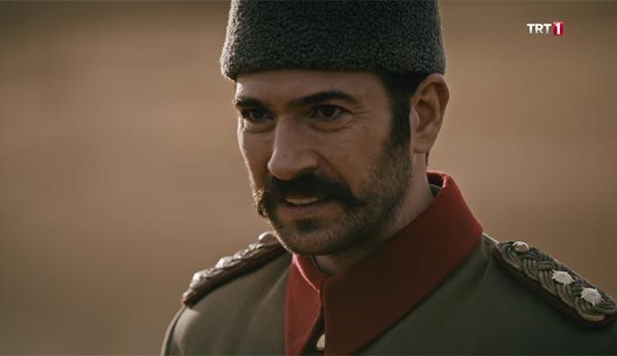 Mehmetçik'te geceye damga vuran sahne