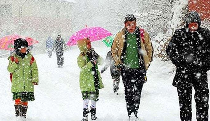 Meteoroloji uyardı, önce yağmur sonra kar