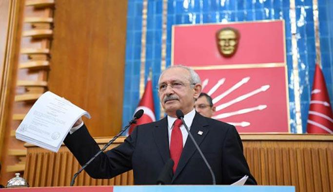 Milletvekilleri, Kılıçdaroğlu için 5'er bin lira para topluyor