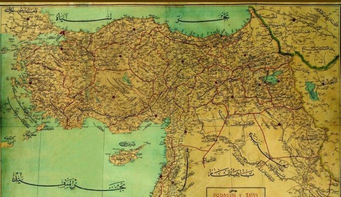 Misakımilli'de Suriye'nin çoğu Türkiye sınırlarında