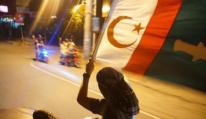 Moro Müslümanları sevinçli, evet çıktı