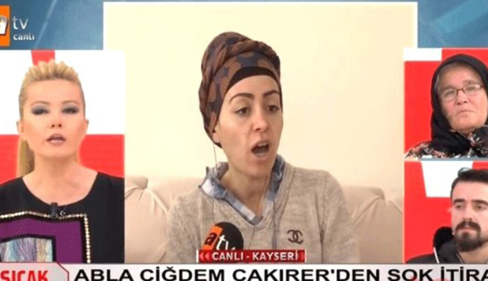 Müge Anlı'da itiraf etti: Kardeşimi eşim öldürdü