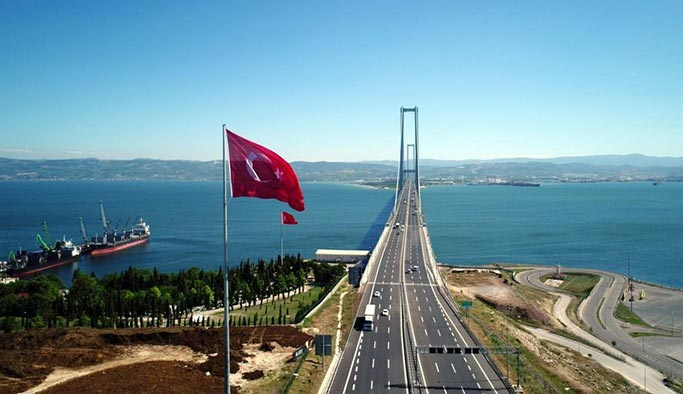 Osmangazi Köprüsü satılacak iddiası