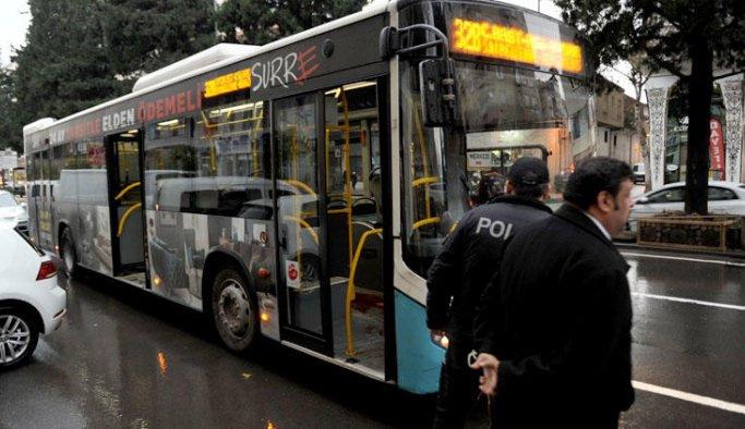 Otobüste taciz tartışması bıçaklı saldırıyla bitti