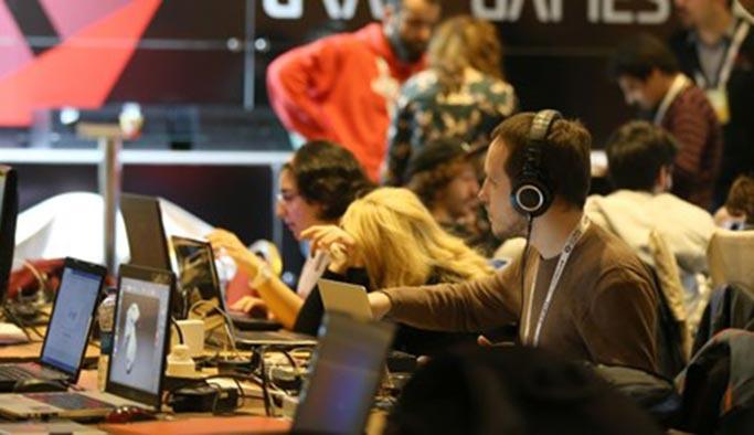 Oyun geliştiriciler Ankara'da