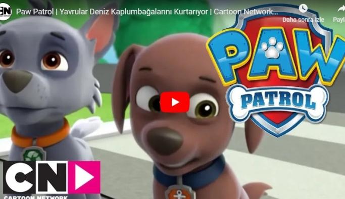 Paw Patrol İzle   Çizgi Film