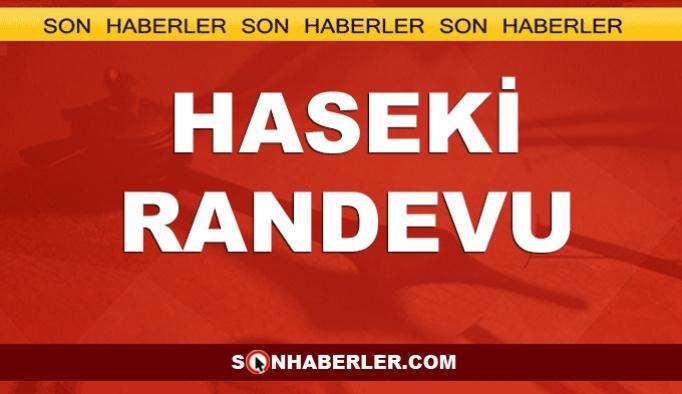RANDEVU AL: Haseki Hastanesi Online Randevu Sistemi