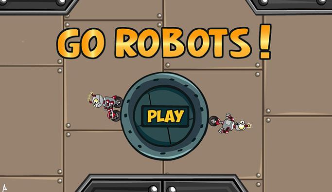 Robot oyunu oyna - Çocuk Oyunları