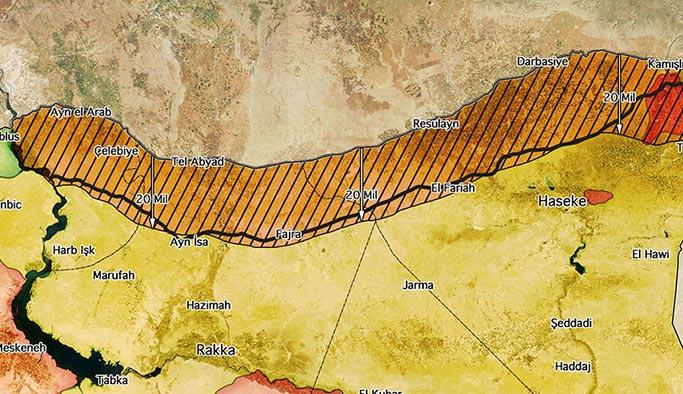 Suriye'nin kuzeyinde en başa dönüyoruz: Güvenli Bölge