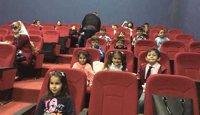 Tatilde sinemaya gitmek isteyen çocuklara öneriler