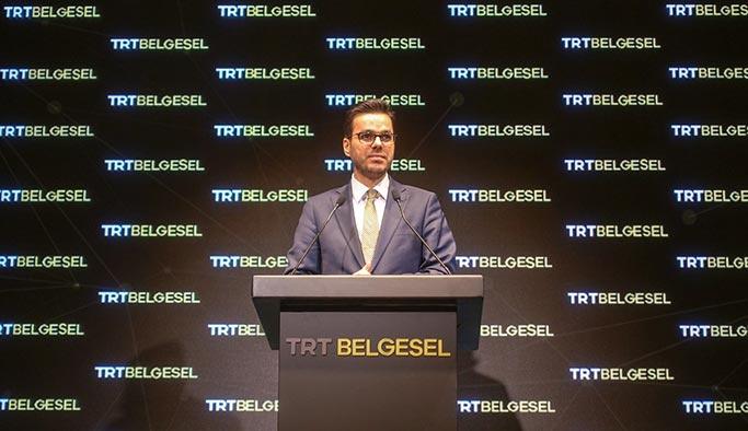 TRT Belgesel yeni yüzüyle yayına başladı