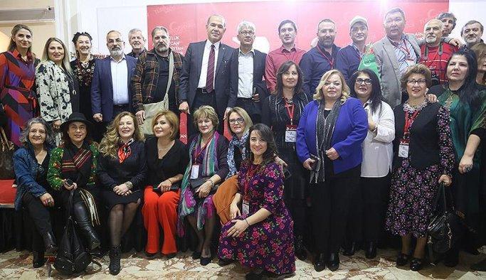 Türk Dünyası Sanat Çalıştayı tamamlandı