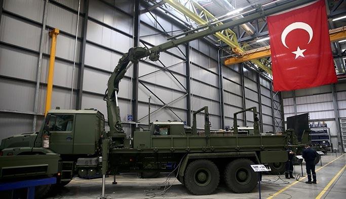 Türkiye kendi S-400 ve Patriot'ini üretmeye doğru ilerliyor