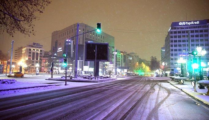 Türkiye dondu, meteorolojiden yeni uyarı