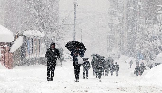 Türkiye genelinde hava durumu nasıl olacak? - 2 Ocak Hava Durumu