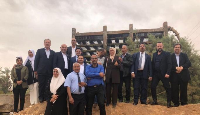 Türkiye'nin jeotermal tecrübesi Tunus'a taşınıyor