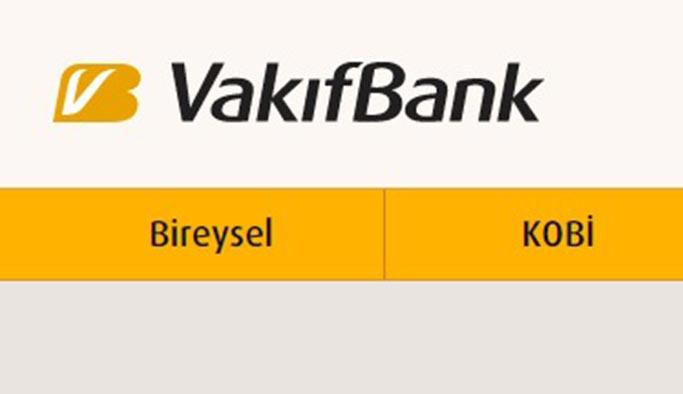 VakıfBank internet bankacılığı işlemleri, Vakıf İnternet Şubesi giriş