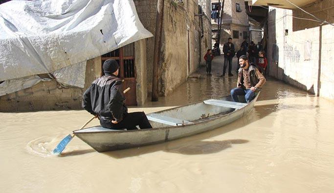 Venedik değil Suriye'de bir kent