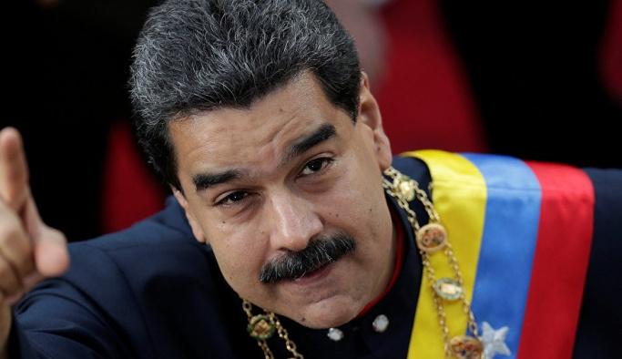 Venezela Meclisi Maduro'yu 'yasadışı' ilan etti