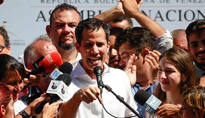Venezuela'da muhalefetten tehdit dolu açıklamalar