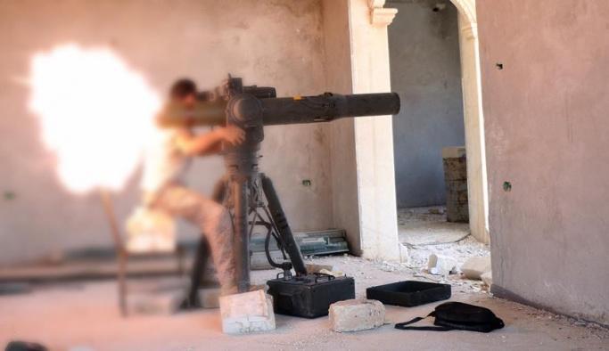 YPG, Amerikan yapımı füze ile ÖSO'ya saldırdı
