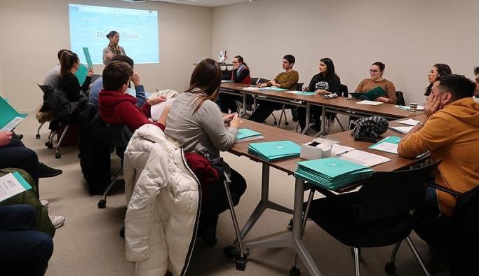 Yunus Emre Enstitüsünün yeni dönem Türkçe kursları başladı