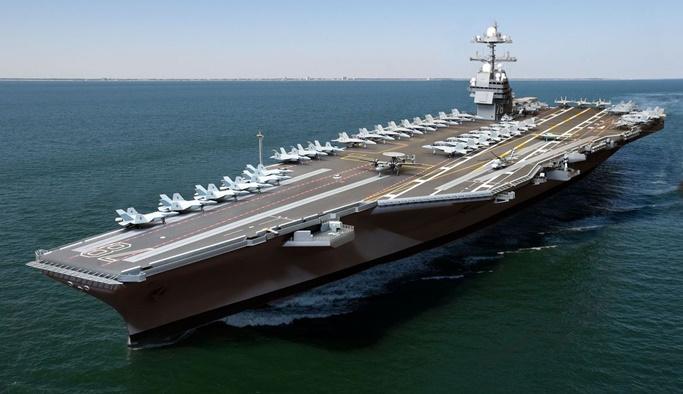 'ABD, Venezuela'ya müdahale için savaş uçağı gönderdi'
