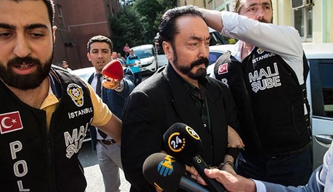 Adnan Oktar hapiste de rahat durmadı