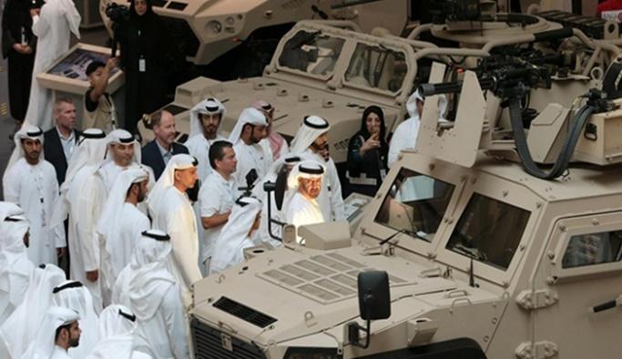 BAE'den 5.4 milyar dolarlık silah anlaşması